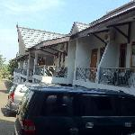  Outside Dago Guest House
