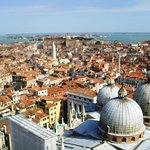 Venice - view from the bell tower