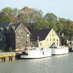 Foto van Inn on the Harbour