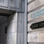 Entrance to Mary King's Close