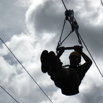 Oahu's First Zipline