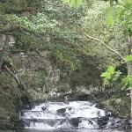 Nantcol Waterfalls - only a 10 min drive from Llanbedr