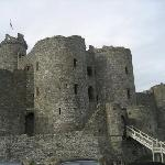 Harlech Castle - about 20 mins from Llanbedr