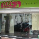 ABC Backpacker Hostel from front