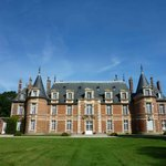  Chateau from park side