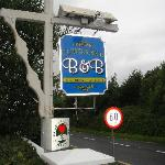 Currabeg Sign