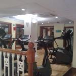 Marriott Gym