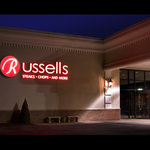 Home of Russell's Steaks, Chops and More