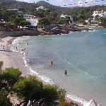  One of the other main beaches in Portinaxt