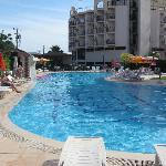  Main Pool Pelin Hotel
