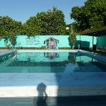  Hotel Ucum. Chetumal -- Great pool!