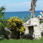 The Incomparable Shell House, Isla Mujeres -- ocean view