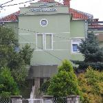 Vila Marija = the best B&B in Belgrade