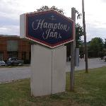 Foto de Hampton Inn Greenvi
