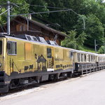 Swiss Chocolate Train