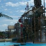 Darien Lake Amusment And Water Park Campground