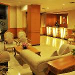  This is the Lobby Sahid Imara Hotel Palembang