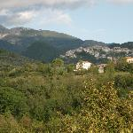 View towards Settifratti