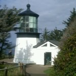  Cape Meares Lighthouse Not Far Away