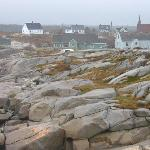 community at Peggy's Cove