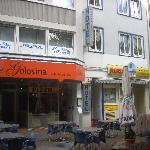 Hotel Pension Am Hillmannplatz Nr 1 resmi