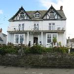 The Bay Hotel, Port Isaac, Cornwall