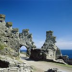 The ruins of Tintagel Castle make for an atmospheric visit