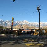  Trails Motel,Museum and Mt. Whitney