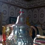 Moroccan tea every day :)