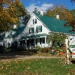 Nice Fall picture of the Inn