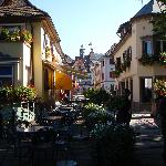 Town center, Staufen