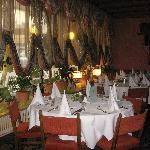 Restaurant of Hotel Wilder Mann
