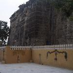 Phool Mahal Palace fort Boundary