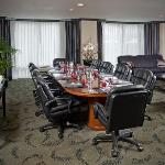 The Executive Boardroom completes our versatile meeting facilities.