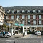 Foto Mercure Abbeville Hotel de France