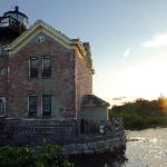 Bild från Saugerties Lighthouse