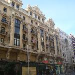  hostal Felipe V  (en 4 planta)