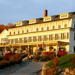 Inn in the fall