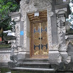 Wonderful architecture in Ubud