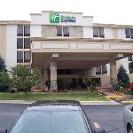 Foto de Holiday Inn Express Flint