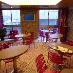 Mercure Hotel Epinal, Bar