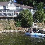Foto de Glenmoore Lakeside Cottages and Lodge