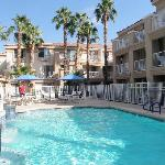 Foto van Holiday Inn Express Hotel and Suites Scottsdale - Old Town