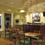 Enjoy our full, hot breakfast in our spacious breakfast area