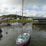 From the quay in Aberaeron