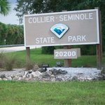 Collier Seminole State Park