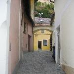 alley entry