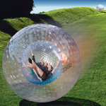 Wet N Wild Zorbing