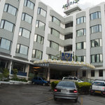 Ashraya International Hotel resmi