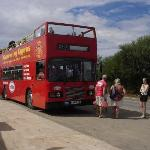 See Famagusta from the red bus